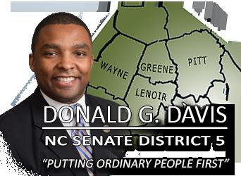 Donald G. Davis